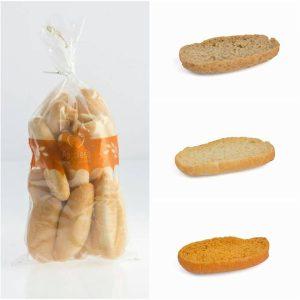 I crostini artigianali Ascolese