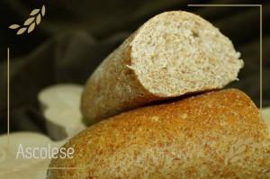 Il pane integrale Ascolese